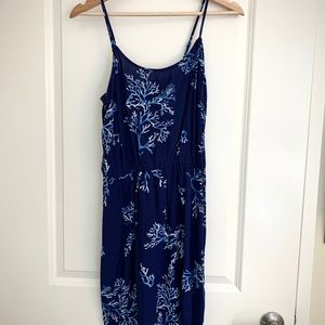 Old Navy blue dress